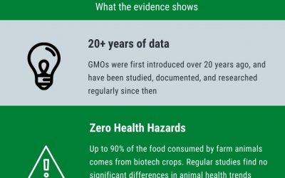 Biotech crops, GMFood is safe for all