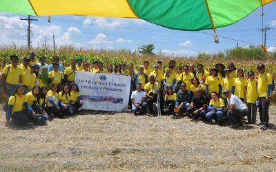Pan-Asia Farmers' Exchange Programme, Manila, Philippines April 1-5, 2019